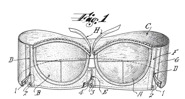 designing a strapless bra | Cloth Habit