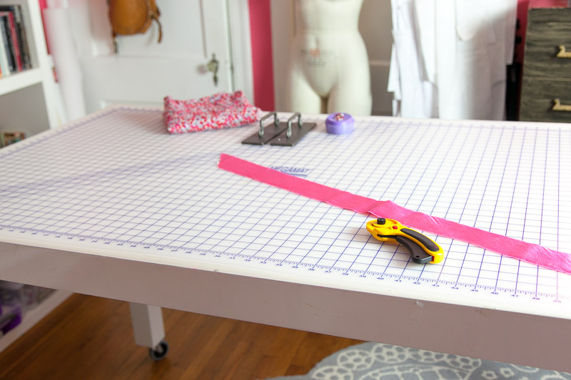 caring for a cutting mat | Cloth Habit